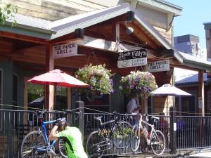 Steady Eddy's Cafe in Winters