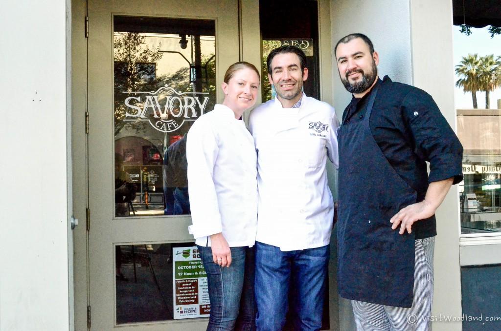 Savory-Cafe