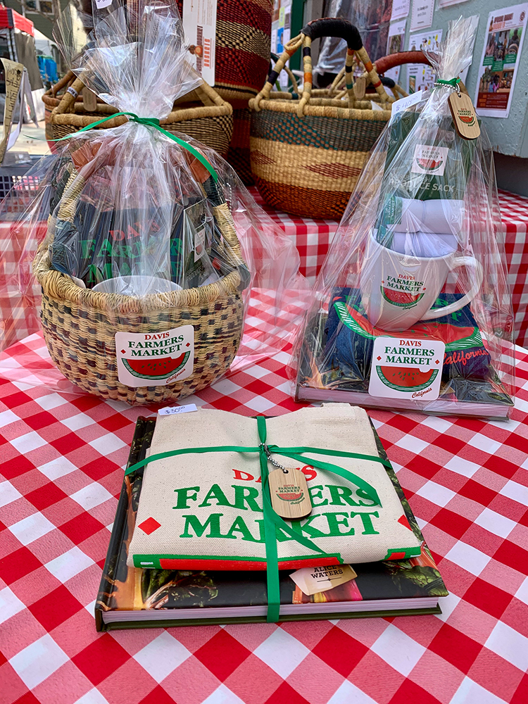 Explore The Davis Farmers Market