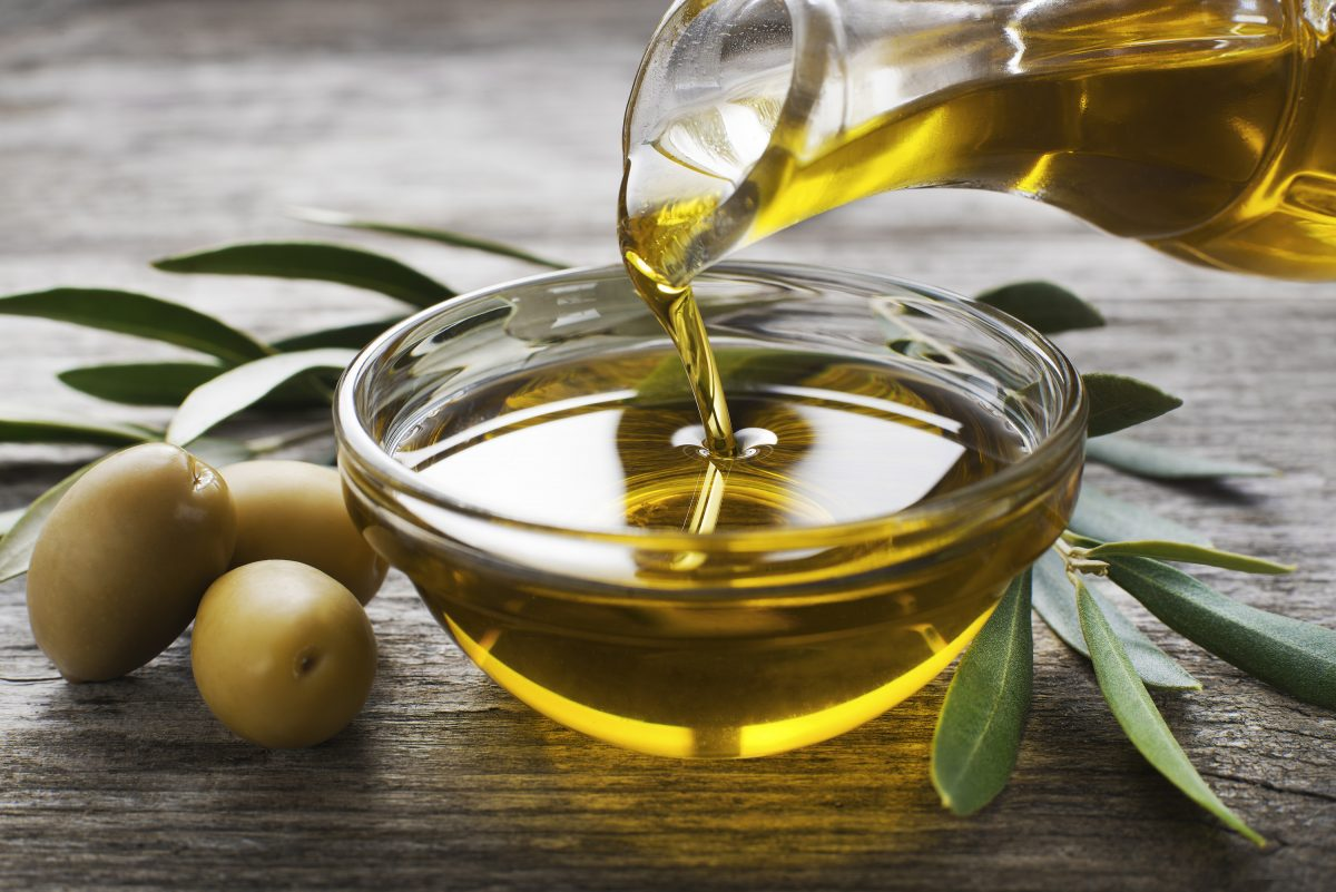 Olive Oil is the New Wine