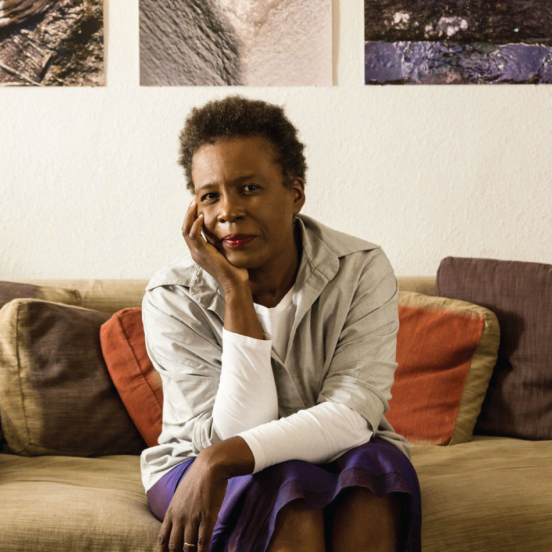 """Claudia Rankine Reading and Lecture, """"Just Us: An American Conversation"""""""